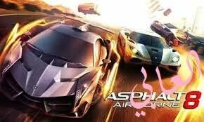 تحميل لعبة asphalt 8