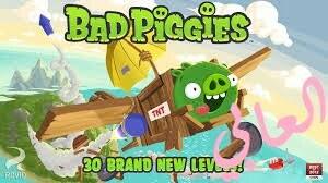 تحميل لعبة bad piggies