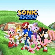 تحميل لعبة sonic dash للاندرويد اخر اصدار