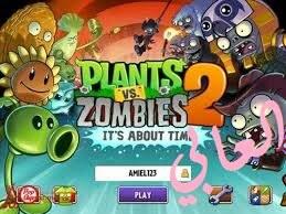 تحميل لعبة النبات ضد الزومبي 2 للكمبيوتر